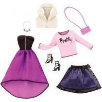 Barbie 2 Looks Sortidos - Mattel - Barbie