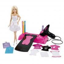 Barbie Airbrush Mattel - Cld92 - MATTEL