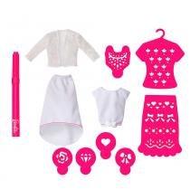 Barbie Airbrush Refil Rosa - Mattel - Barbie