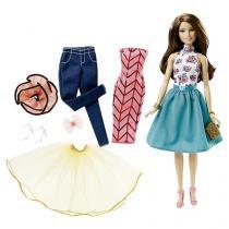 Barbie Barbie Muitos Looks - Mattel
