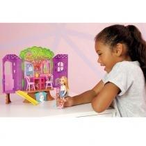 Barbie Casa da Árvore da Chelsea - Mattel -