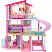 Barbie Casa dos Sonhos com Escorregador - Mattel -