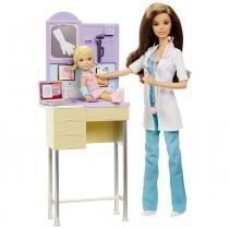 Barbie Conjunto Pediatra - Mattel - Mattel