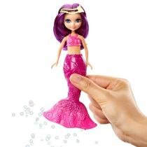 Barbie Dreamtopia Mini Sereia Bolhas - Mattel