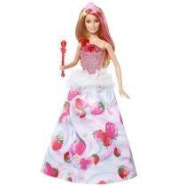 Barbie Dreamtopia Reino dos Doces com Acessórios - Mattel