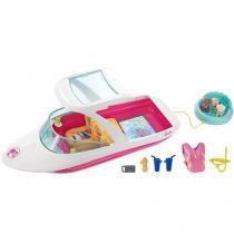 Barbie e o Golfinho Mágico Barco de Aventuras - com Acessórios Mattel