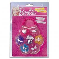 Barbie Estojo Flor Miçangas - Fun Divirta-Se - Barbie