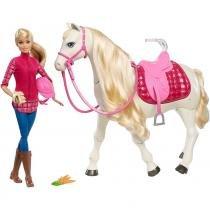 Barbie Família Cavalo dos Sonhos - Mattel -