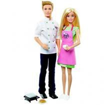 Barbie FHP64 com Acessórios - Mattel