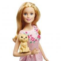 Barbie - Irmãs Com Pets / Barbie - Mattel - Mattel