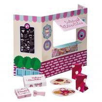 Barbie Massinha Food Truck Doceria e Delícias - Fun Divirta-se - Fun Divirta-se