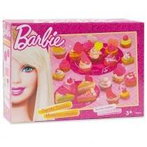 Barbie - Massinhas Cupcake Divertido - Fun Divirta-se - Barbie