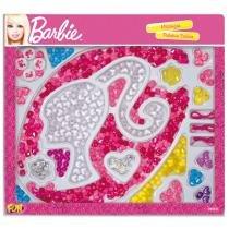 Barbie Miçanga Pulseiras Fashion - Fun Divirta-se - Barbie