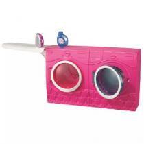 Barbie moveis basicos lavanderia - mattel dvf49/dtj64 - Mattel
