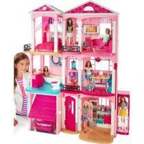 Barbie Movel Casa Dos Sonhos - Mattel