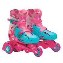 Barbie Patins 3 Rodas 29 A 32 Fun 7785-5-FUN - Fun