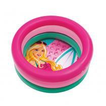 Barbie - Praia Piscina Fashion Pequena 68L - Fun Divirta-se - Barbie