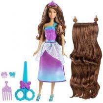 Barbie princesa corte encantado mattel dkm23/dkb63 - Mattel