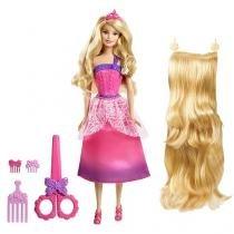 Barbie princesa corte encantado mattel dkm23/dkm21 - Mattel