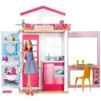 Barbie Real Sua Casa com Acessórios - Mattel