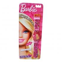 Barbie Relógio Flip Top - Fun Divirta-Se - Barbie