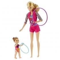 Barbie Treinadora de Ginástica - Mattel - Madagascar