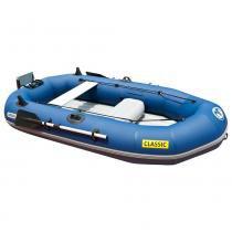 Barco Classic 4 Pessoas com Inflador e 2 Remos Aqua Marina BT-88890 - Nautika