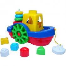 Barco Didático - Merco Toys - Mercotoys