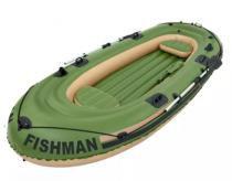 Barco Inflável Fishman 400 com Remo - Mor -