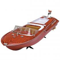 Barco Stingray XL com Controle Remoto 12km/h Bivolt 3013 - DTC - DTC