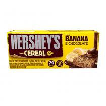 Barra Cereal Light Banana e Chocolate c/3 - Hersheys -