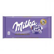 Barra Chocolate Milka - Alpine Milk (100g) -