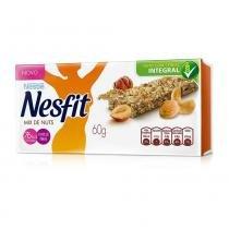 Barra de cereais nesfit mix de nuts 20g 3 unidades - Nestlé