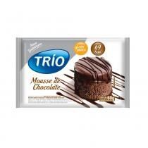 Barra de Cereais Trio Mousse de Chocolate Light 3 Unidades de 20g - TRIO