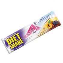 Barra de Cereal Diet Shake Damasco e Ameixa - c/ Chocolate 1 Unidade