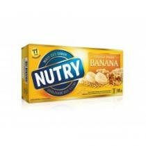 Barra de Cereal Nutry Banana C/ 3 Unidades - NUTRY