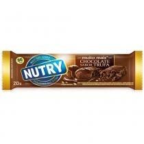 Barra de cereal nutry sabor trufa 22g - Nutrimental