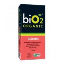 Barra de cereal orgânica bio 2 goiaba 3 unidades - Bio-2