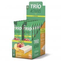 Barra De Cereal Trio Activios com 12 unid Pêssego com Iogurte -
