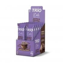 Barra de Cereal Trio com 12 unid Mousse De Chocolate -
