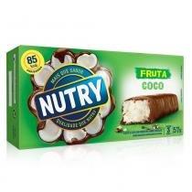 Barra de Frutas Nutry Coco c/3 - Nutrimental -