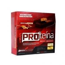 Barra de Proteína - Cx com 12 barras 30g - Chocolate com Peanut Butter - BodyAction -