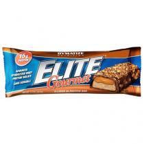 Barra de Proteína Elite Gourmet - Dymatize Nutrition - Caramel Toffee Crunch