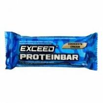 Barra de Proteína Exceed Proteibar Cookies 40g -