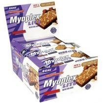Barra de Proteína Myoplex Lite 12 Unidades - EAS - Canela