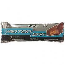 Barra de Proteína Protein Bar Age Outside 30g - Amendoin - Nutrilatina