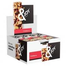 Barra Mixed Nuts Cranberry 30g c/12 - Agtal -