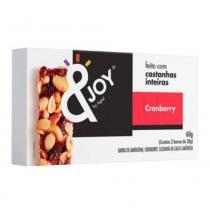 Barra Mixed Nuts Cranberry c/2 - Agtal -