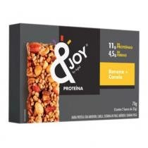 Barra Protein Nuts Banana/Canela c/2 - Agtal -