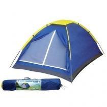 Barraca Camping Iglu para 3 Pessoas, com bolsa - MOR